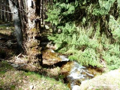 Cascadas de La Granja - Chorro Grande y Chorro Chico; rafting; el sendero;viajes mayo senderismo